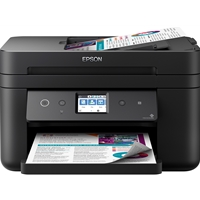 Epson Workforce Wf-2860dwf Colour Wireless All-in-one Business Printer C11cg28401 - Tgt01
