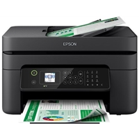 Epson Workforce Wf-2830dwf Colour Wireless All-in-one Inkjet Printer C11cg30401 - Tgt01