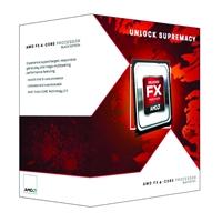 AMD Bulldozer FX4300 Black Edition 3.8GHz Quad Core AM3+ Socket Overclockable Processor