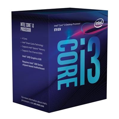 Core i3-8300 Processor (8M Cache, 3.70 GHz)