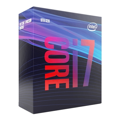 Intel Core i7 9700 9th Gen Desktop Processor/CPU Retail
