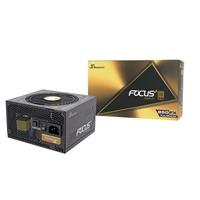 Seasonic Focus Plus 850w 120mm Ultra Quiet Fdb Fan 80 Plus Gold Fully Modular Psu Ssr-850fx - Tgt01