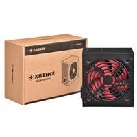 Xilence Redwing 600w 120mm Red Silent Fan Oem System Builder Psu Xn053 - Tgt01