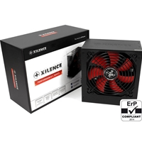 Xilence Performance C 500w 120mm Red Silent Fan Psu Xn042 - Tgt01