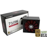 Xilence Performance X 750w 135mm Silent Fan 80 Plus Gold Semi Modular Psu Xn073 - Tgt01