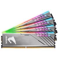 Gigabyte Aorus Rgb 16gb Silver Heatsink (2 X 8gb) Plus 2 X Rgb Demo Modules Ddr4 3200mhz Dimm System Memory Gp-ar32c16s8k2su416r A Ddr3200 - Tgt01