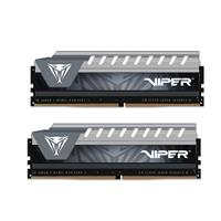 Patriot Viper Elite Series 16GB Black & Grey Heatsink (2 x 8GB) DDR4 2666MHz DIMM System Memory