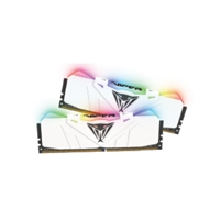 Patriot RGB Viper Series 16GB White Heatsink (2 x 8GB) DDR4 3200MHz DIMM System Memory