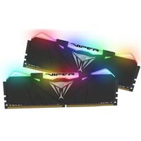 Patriot RGB Viper Series 16GB Black Heatsink (2 x 8GB) DDR4 3600MHz DIMM System Memory