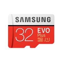 Samsung EVO Plus 32GB Micro SDHC Class 10 Flash Card with Adapter