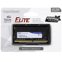 Team Elite 8gb No Heatsink (1 X 8gb) Ddr4 2133mhz Sodimm System Memory Ted48g2133c15-s01 - Tgt01