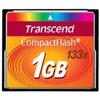 Transcend 1GB 133x Compact Flash Card