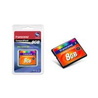 Transcend 8GB 133x Compact Flash Card