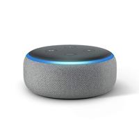 Amazon Echo Dot (3rd Gen) Smart Speaker With Alexa Heather Grey B0792t5ljm - Tgt01