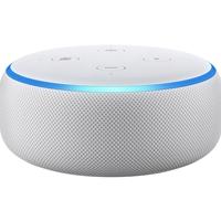 Amazon All-new Echo Dot (3rd Gen) Smart Speaker With Alexa Sandstone Fabric B0792m4zv5 - Tgt01
