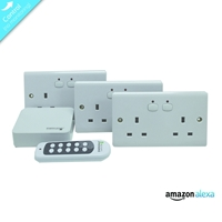 Energenie Mi|Home Smart White Socket Bundle