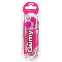 Jvc Ha-g160 Gumy In-ear Headphones Pink Jvchaf160pink - Tgt01