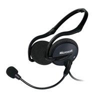 Microsoft Lifechat Lx-2000 Stereo Headset 2aa-00010 - Tgt01