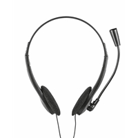 Trust 21665 Primo Chat Headset for PC and Laptop