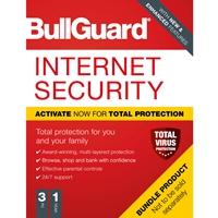 Bullguard Internet Security 2020 1year/3pc Windows Only Single Soft Box English Bg2006sin - Tgt01