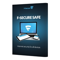 F-secure Internet Security 1year 3 Pcs Full License Retail Pack Fcipbr1n003g2 - Tgt01