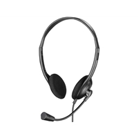 Sandberg USB headset with Mic Bulk packed