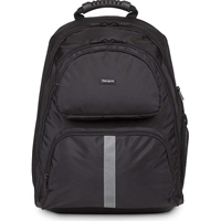 "Targus Education Sport Notebook Computer Carrying Backpack for 15.6"" Laptop - Black"