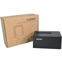 "Maiwo 2.5 / 3.5""  USB 3.0 Hard Drive Dock"