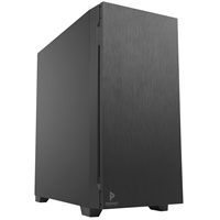 Antec P10 FLUX Mid Tower 2 x USB 3.0 Sound-Dampened Black Case