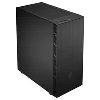 Cooler Master MasterBox MB600L V2 (Without ODD Steel Version) Mid Tower 2 x USB 3.2 Gen 1 Type-A Black Case
