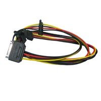 SATA Power (M) to SATA Power (F) 0.85m OEM Internal Splitter/Extension Cable