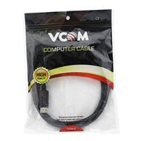 VCOM DisplayPort 1.4 (M) to DisplayPort 1.4 (M) 2m Black Retail Packaged Display Cable