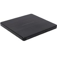 Hitachi-LG GP60NB60 8x DVD-RW USB 2.0 Black Slim External Optical Drive