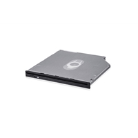 Hitachi-LG GS40N Internal Ultra Slim Slot Loading 9.5mm DVD-RW Optical Drive