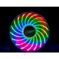 Akasa Vegas X7 120mm 1200RPM Ultra Quiet RGB LED Fan