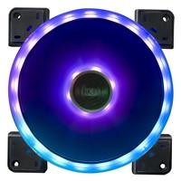 Akasa Vegas TL 140mm 1200RPM Dual Sided RGB LED Fan