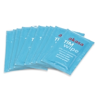 Akasa Pack of 10 TIM Cleaning Wipes
