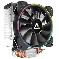 Antec A400 RGB Universal Socket 120mm PWM 1800RPM RGB LED Fan CPU Cooler