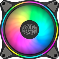 Cooler Master MasterFan MF120 Halo 120mm 1800RPM PWM Addressable RGB LED Fan