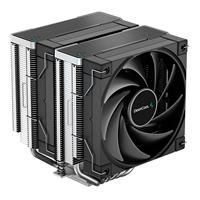 DeepCool AK620 Universal Socket 120mm PWM 1850RPM Black Fan CPU Cooler