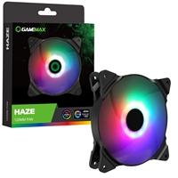 GameMax Haze 120mm 1100RPM Addressable RGB LED Fan