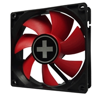 Xilence Performance C 120mm 1300RPM Black & Red Fan