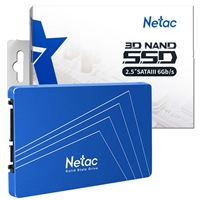 Netac 120GB 2.5 SATA III SSD