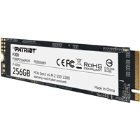 Patriot P300 256GB M.2 2280 PCIe NVMe SSD