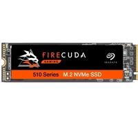 Seagate FireCuda 510 500GB M.2 2280 NVMe PCIe SSD