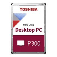 "Toshiba P300 HDWD260UZSVA 6TB 3.5"" 5400RPM 128MB Cache SATA III Internal HDD"