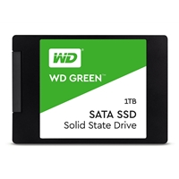 WD Green WDS100T2G0A 1TB SATA III SSD