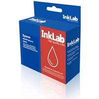 InkLab 481 Epson Compatible Black Replacement Ink