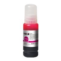 InkLab 102 Epson Compatible EcoTank Magenta ink bottle