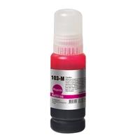 InkLab 103 Epson Compatible EcoTank Magenta ink bottle